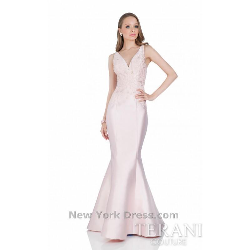 Hochzeit - Terani 1611E0182 - Charming Wedding Party Dresses