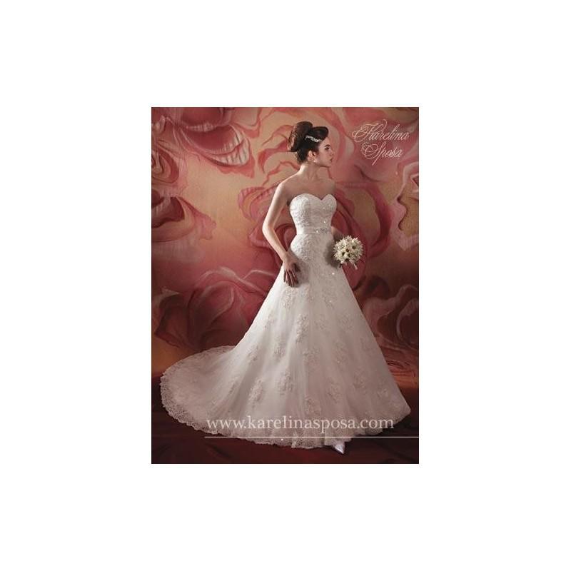 Wedding - Mary's : Karelina Sposa C7879 - Fantastic Bridesmaid Dresses