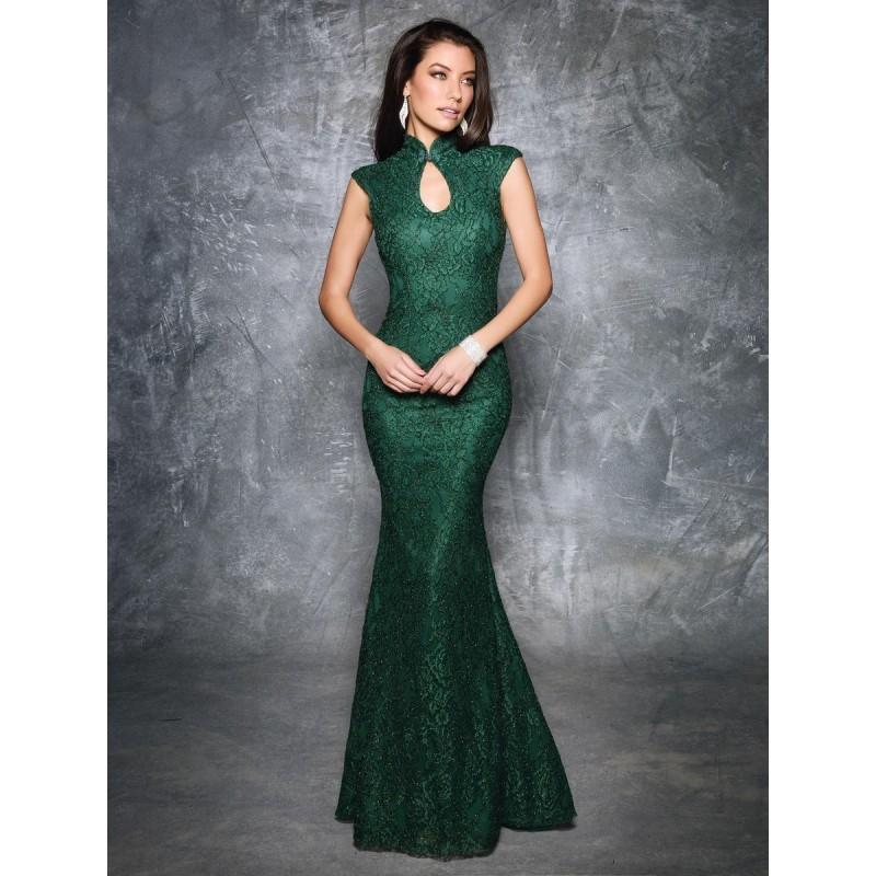 Wedding - Navy Nina Canacci 9100  Nina Canacci - Elegant Evening Dresses