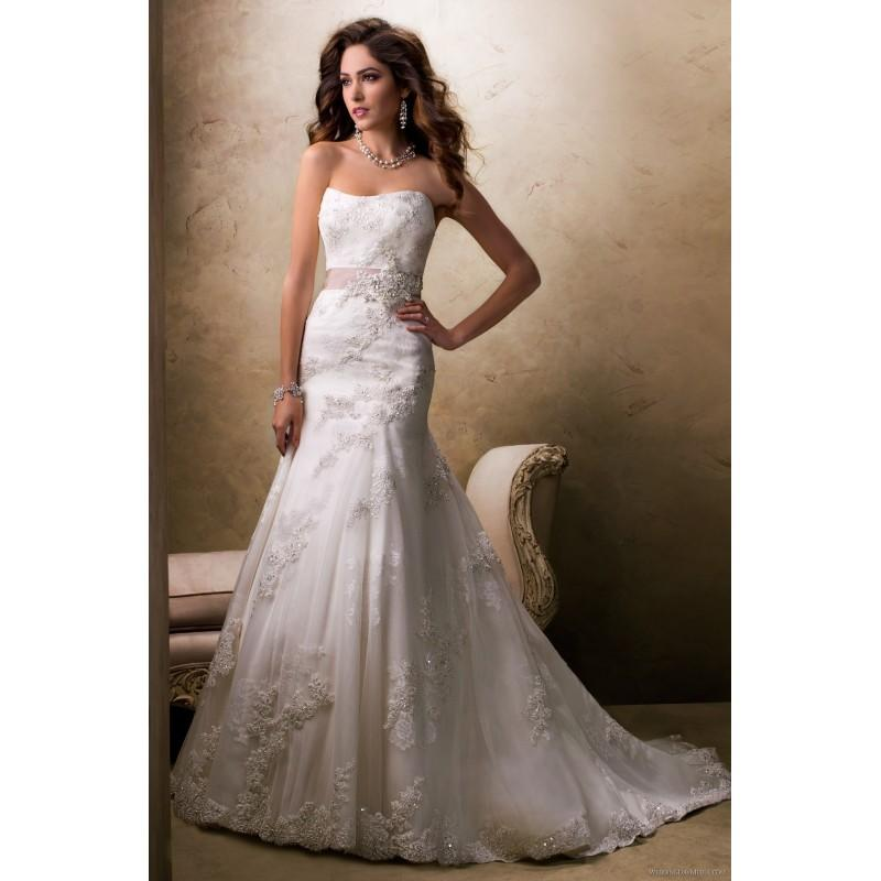 Mariage - Maggie Sottero - Giovanna Marie - Ruby - Glamorous Wedding Dresses