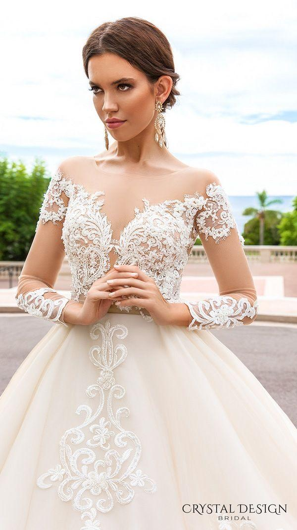Crystal design haute couture wedding dresses 2017 2628792 for Designer haute couture dresses