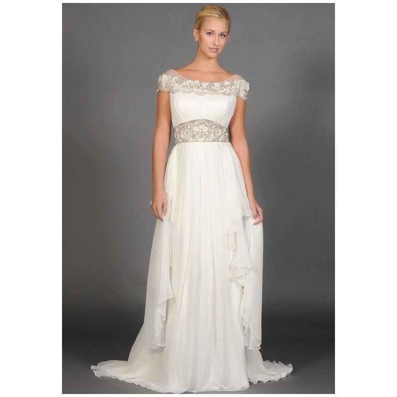 Eugenia Penelope Style 3909 Wedding Dress