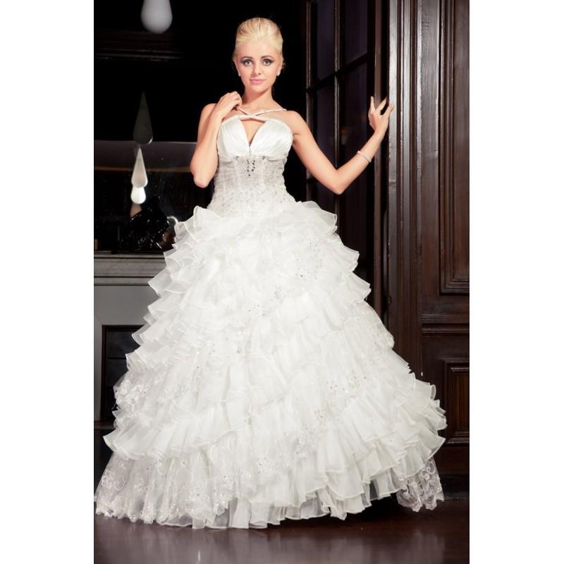 Свадьба - Miss Robe de Paris, A6541 - Superbes robes de mariée pas cher