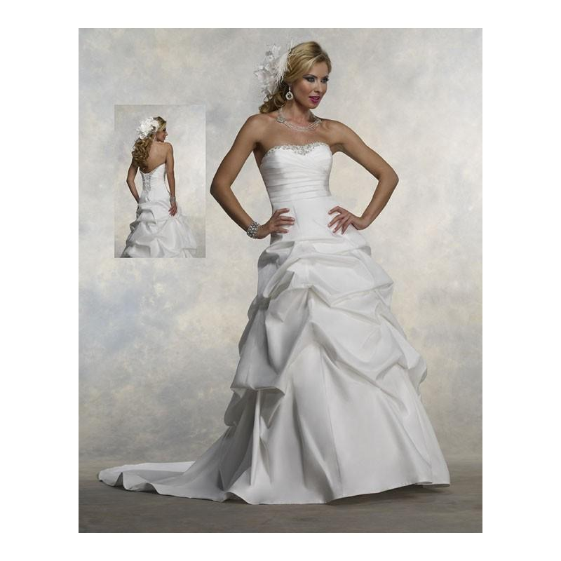 Forever Yours Style 411201 Bridal Gowns Compelling Wedding Dresses
