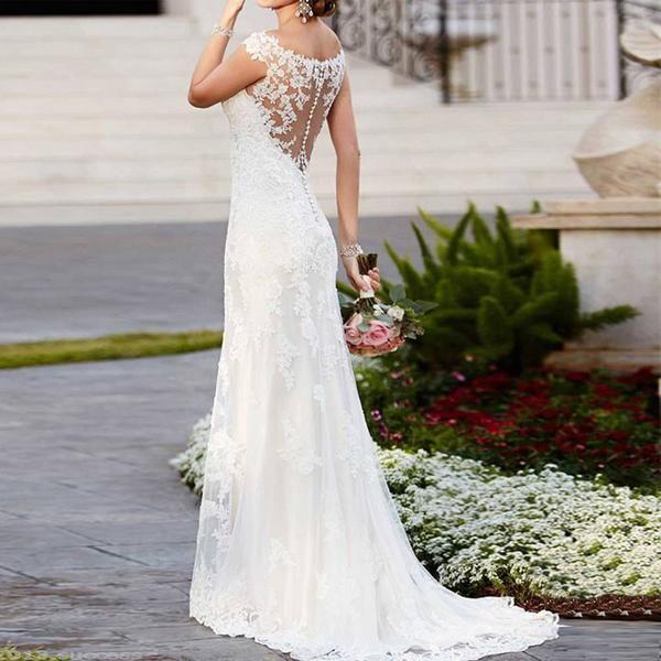 Свадьба - Boho Wedding Dress Bohemian Wedding Dresses