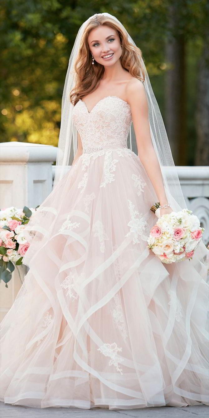 82634a49006ca Stella York Spring 2017 Wedding Dresses #2629233 - Weddbook