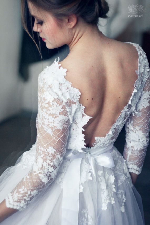 Wedding - Wedding Dress // Charline