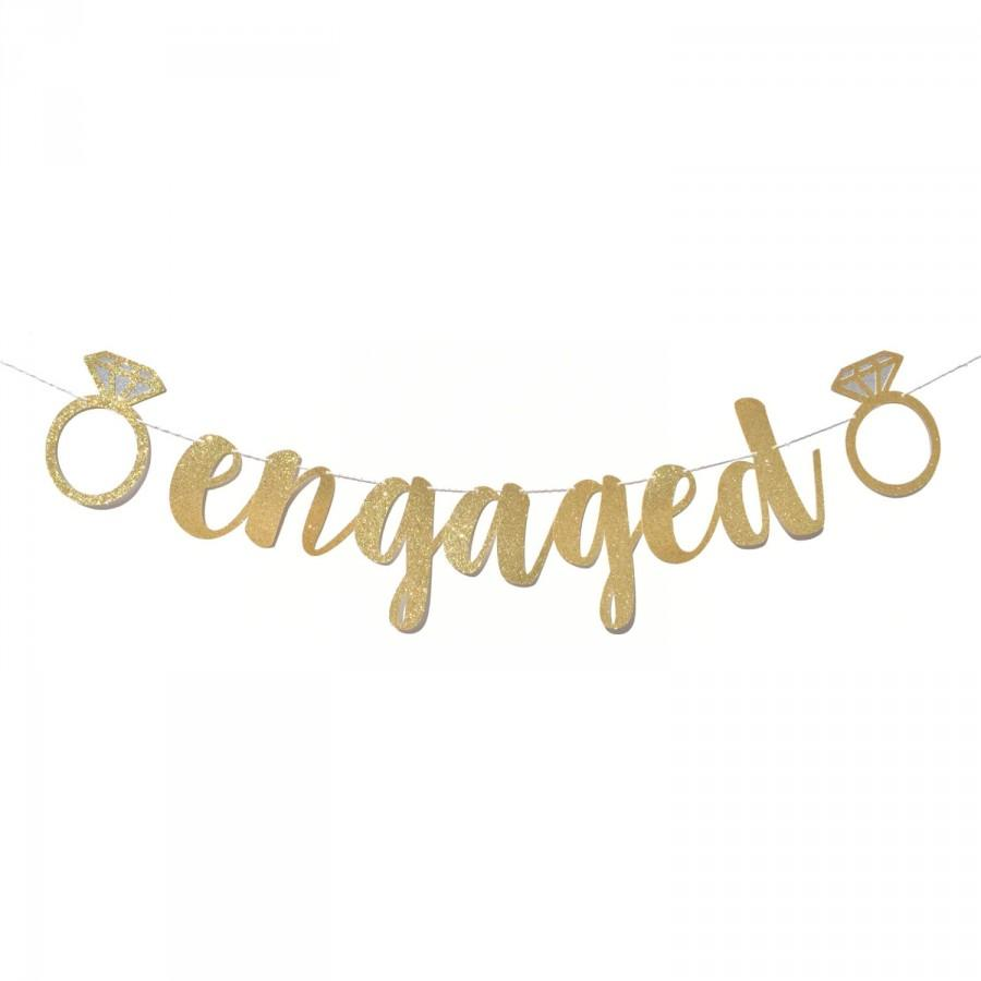 Mariage - Engagement Party Decorations