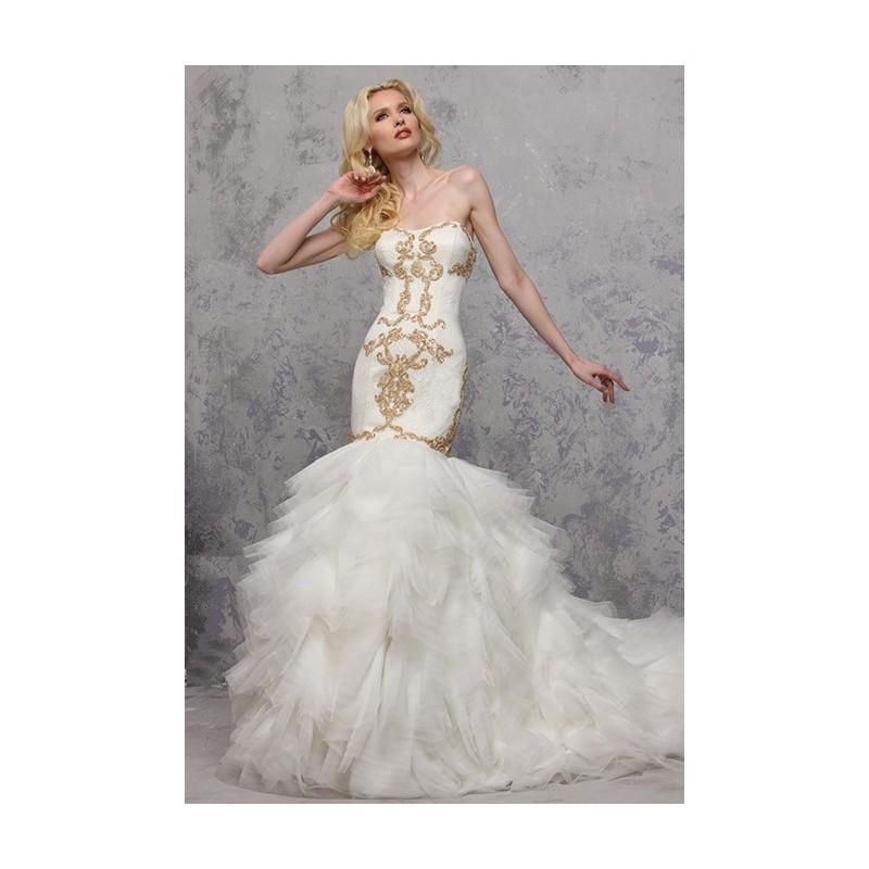 Wedding - Yumi Katsura - Botan - Stunning Cheap Wedding Dresses