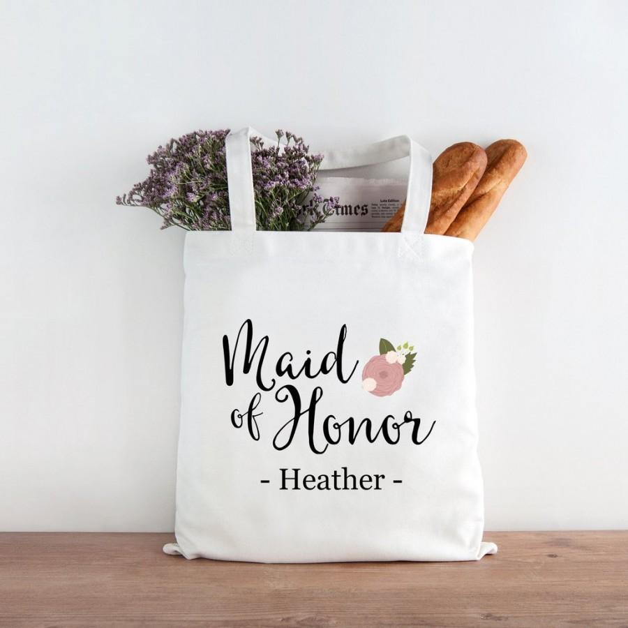 Wedding - Maid of Honor Tote