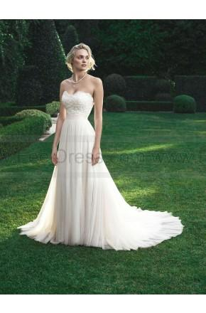 Свадьба - Casablanca Bridal Style 2205