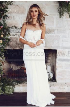 Wedding - Grace Loves Lace Wedding Dresses Loren Chiffon