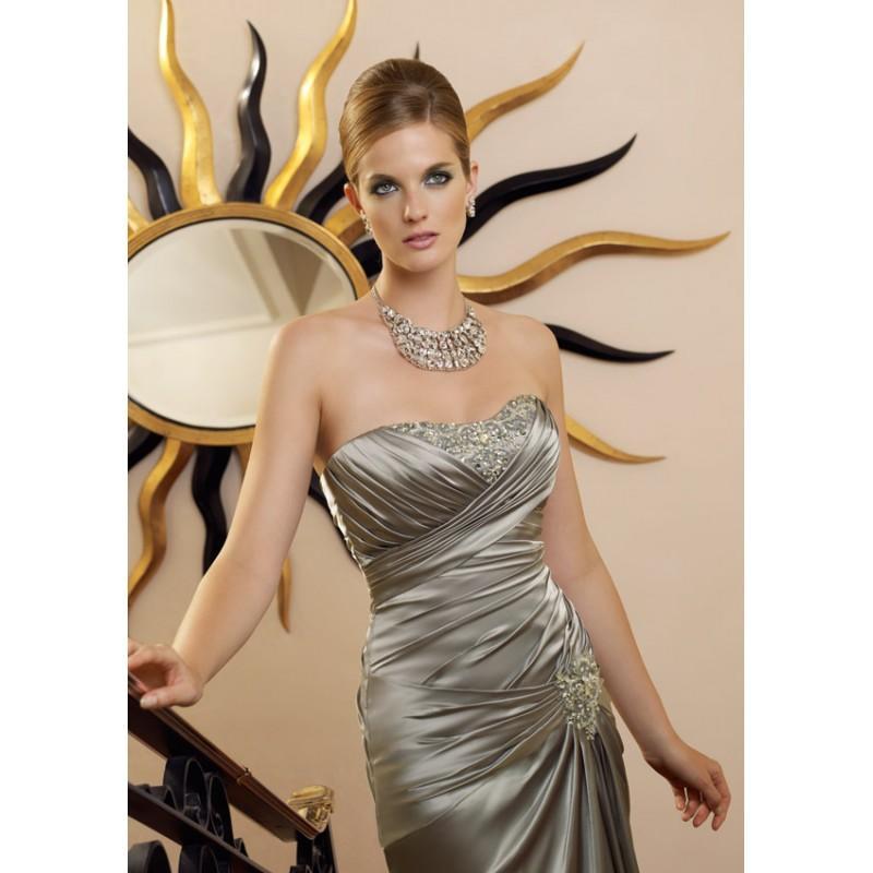 Wedding - VM Collection by Mori Lee 70315 - Rosy Bridesmaid Dresses