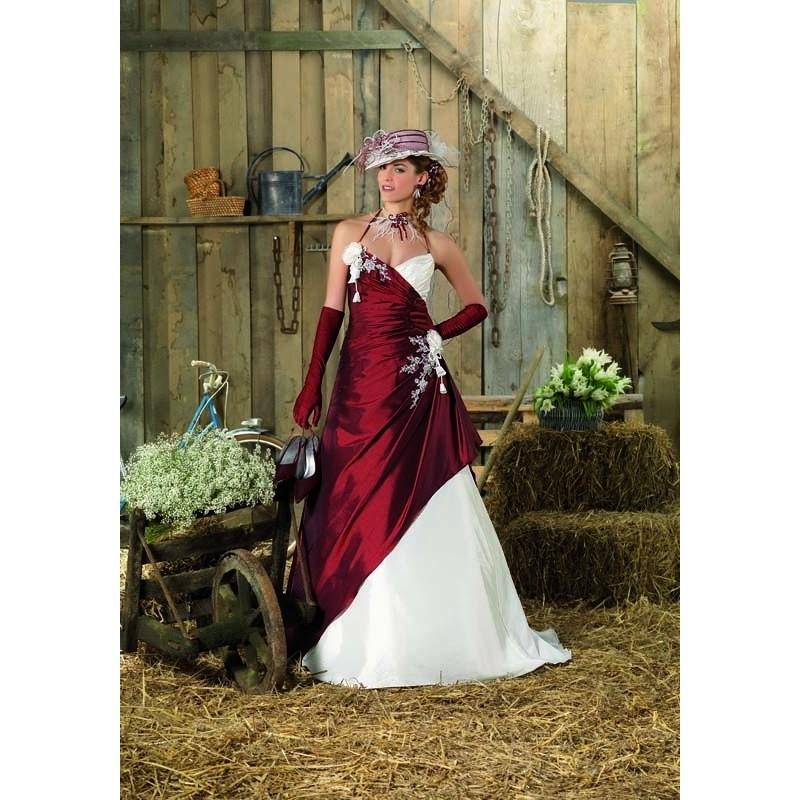 Wedding - BORDEAUX OHIO - Collection Champêtre (Point Mariage) - toutrobes.fr