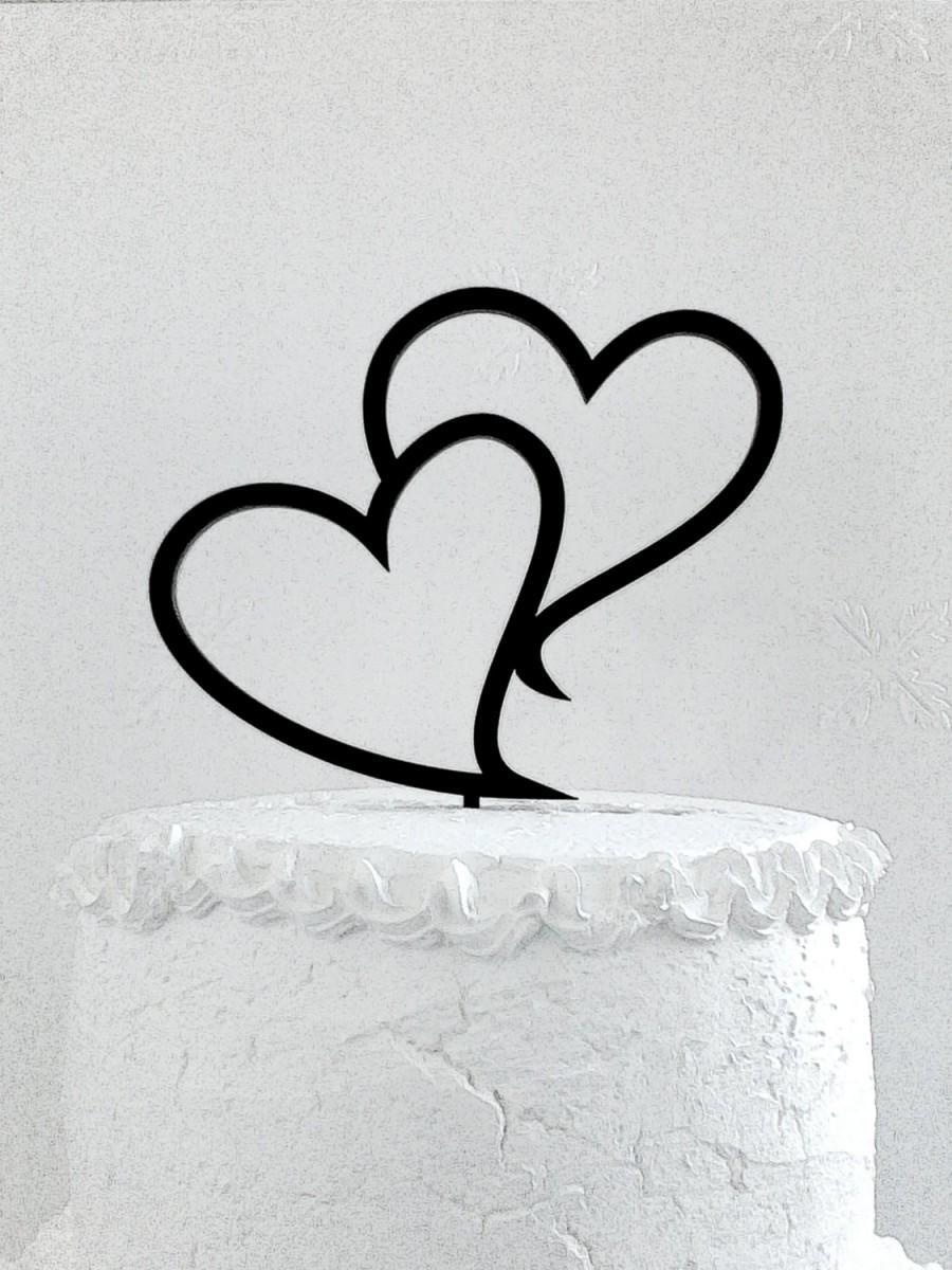 Mariage - Cake Topper - Custom Wedding Cake Topper, Romantic Wedding Cake Decoration, Love Cake Topper, Traditional Wedding Cake Topper