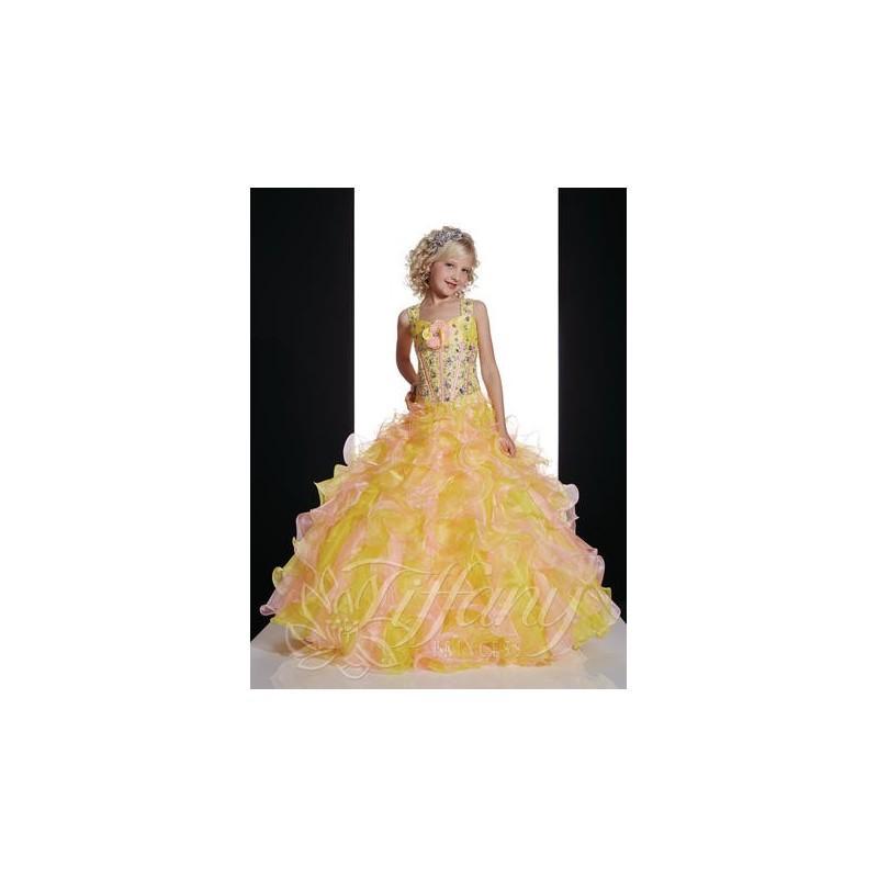 Wedding - Tiffany Princess 13358 - Branded Bridal Gowns