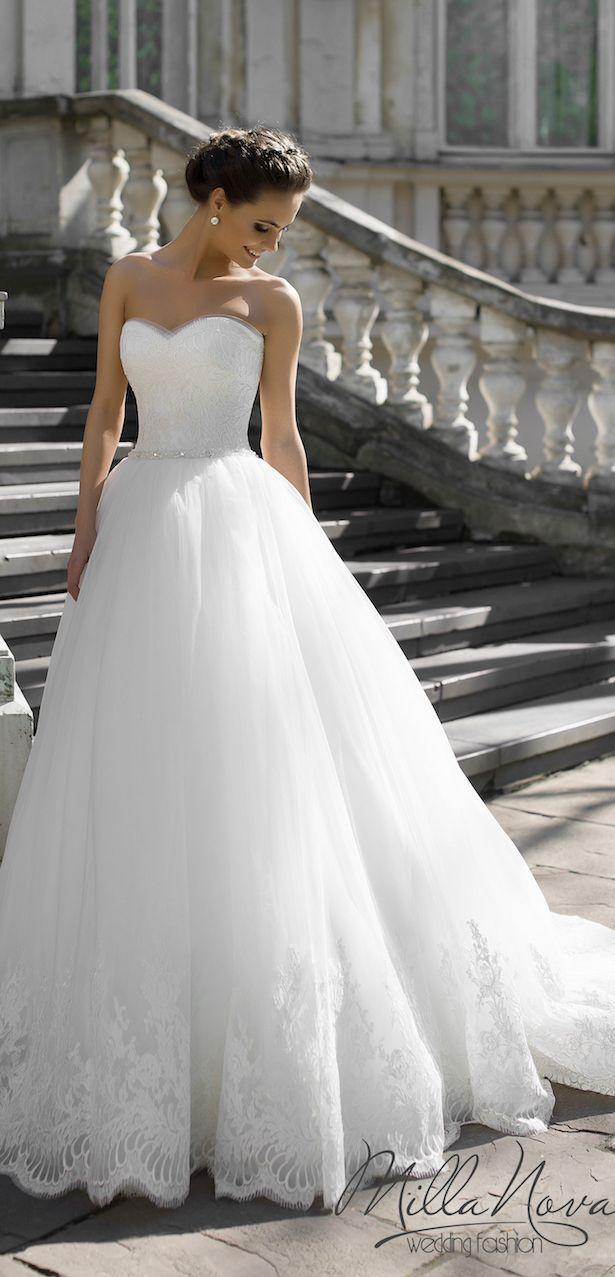Hochzeit - Milla Nova 2016 Bridal Collection - Camila