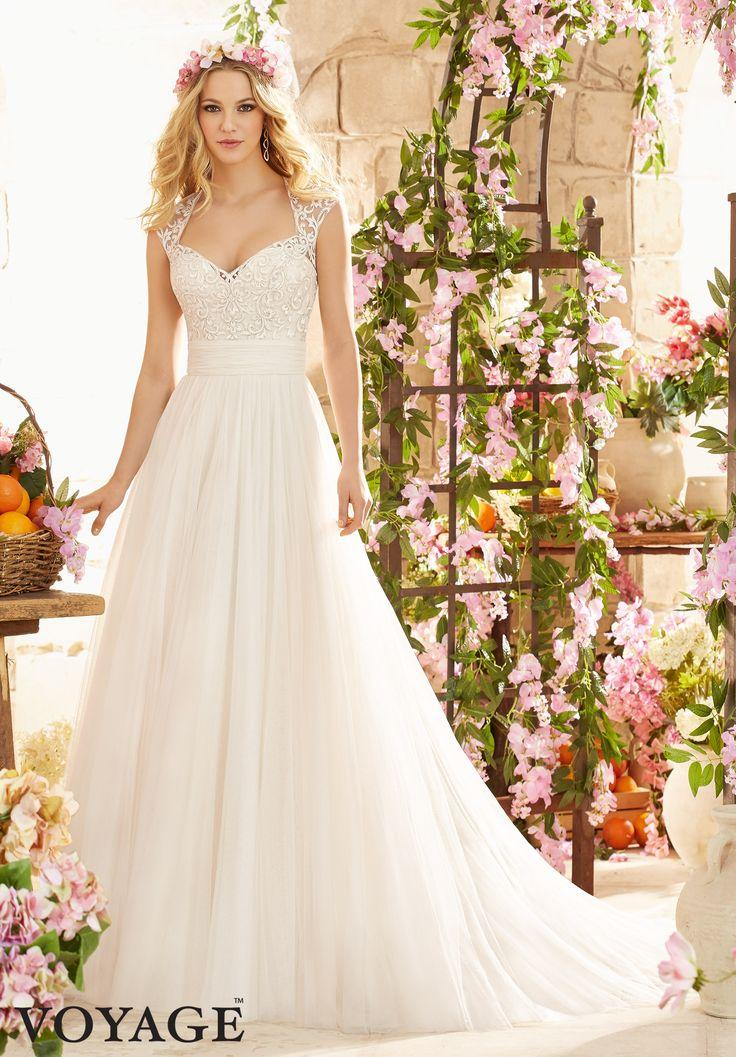 Mariage - Wedding Bridal Gowns – Designer Voyage – Wedding Dress Style 6803