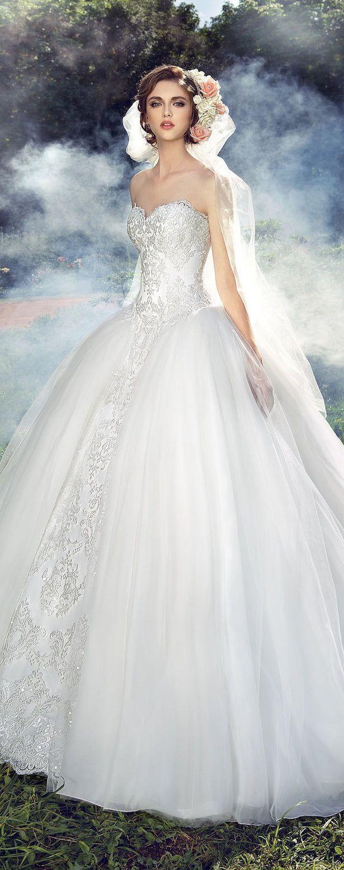 Hochzeit - Milva 2016 Wedding Dresses - Fairy Gardens Collection