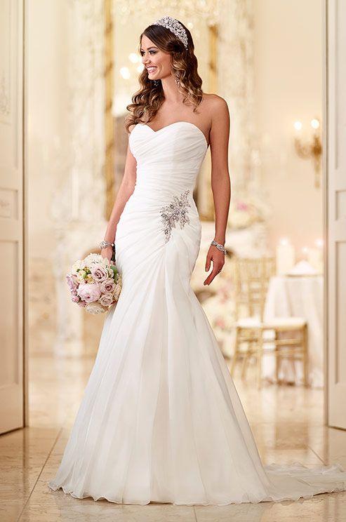 زفاف - Stella York, Spring 2015