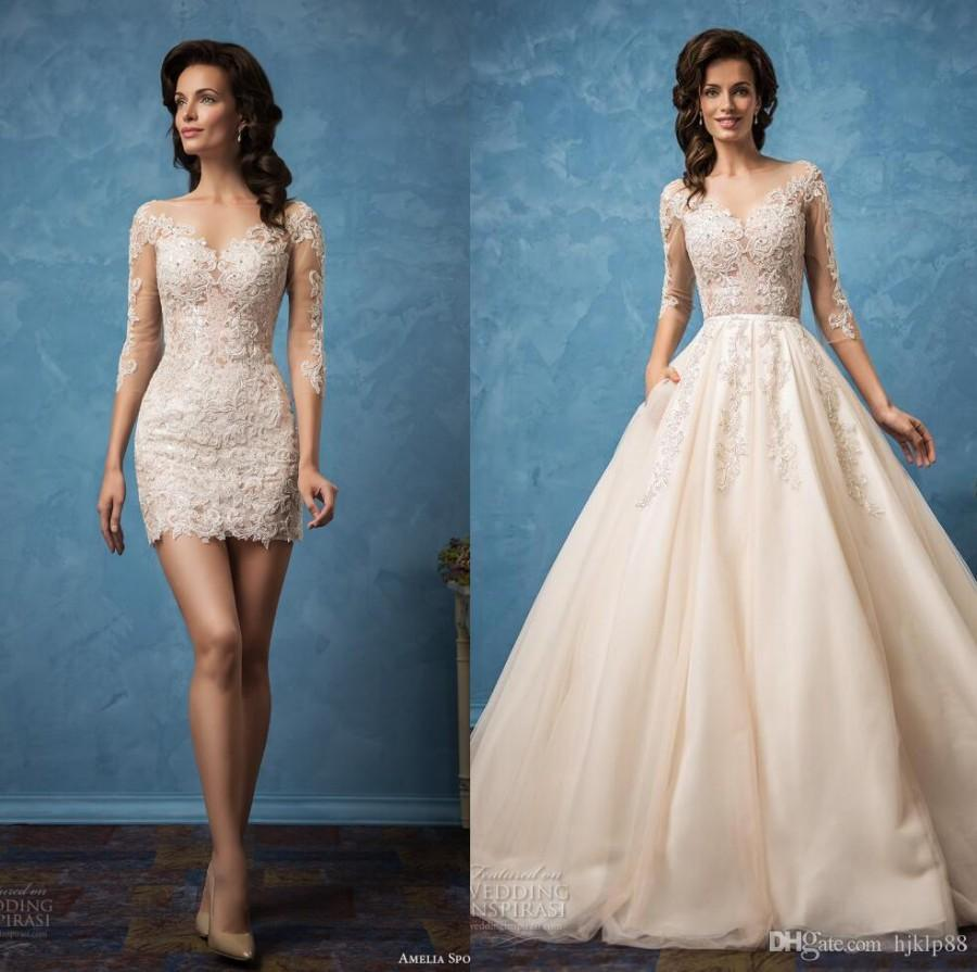 Vintage Wedding Dress #4 - Weddbook