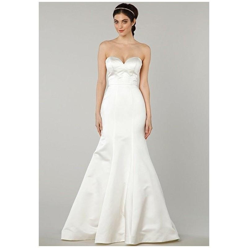 Mz2 by mark zunino 74570 wedding dress the knot formal for Wedding dresses the knot