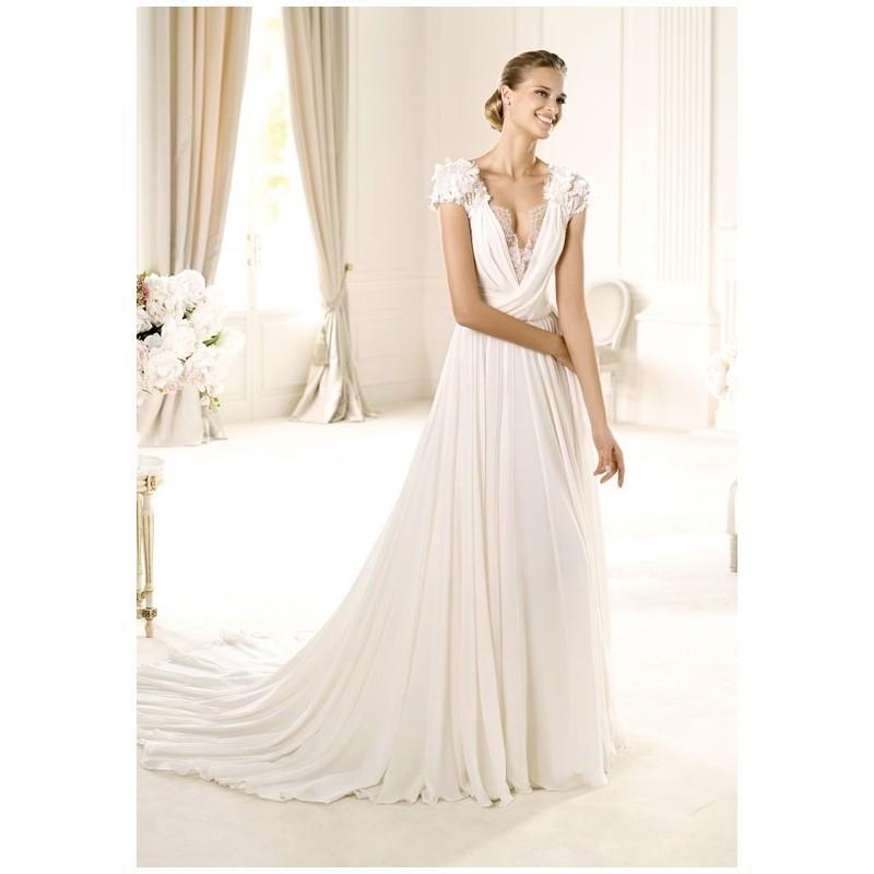 Wedding - Elie by Elie Saab for Pronovias Louisse - Charming Custom-made Dresses