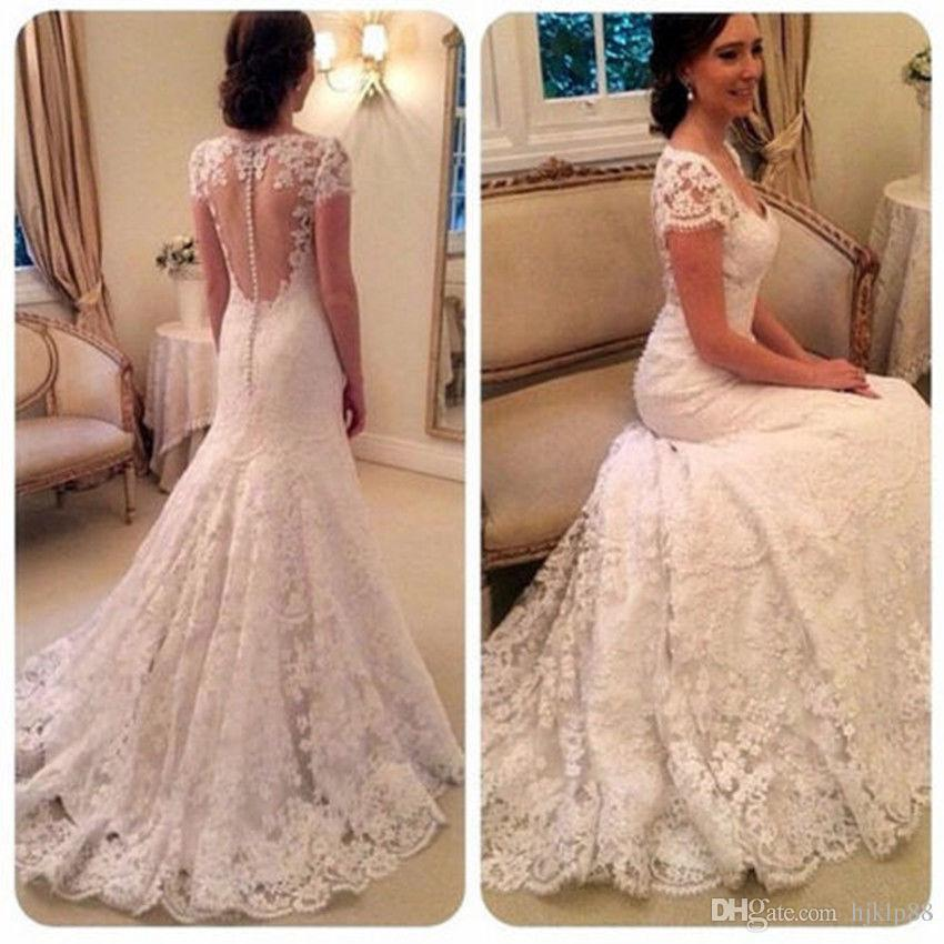 Yuxin Luxury Vintage Ball Gown Wedding Dresses for Bride