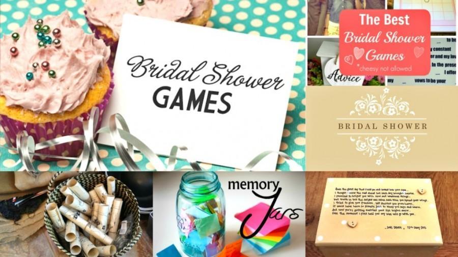 7 Fun Wedding Games For The Brides Bridal Shower 2631322 Weddbook