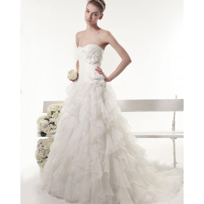 yoselin aire barcelona (aire barcelona) - vestidos de novia 2017