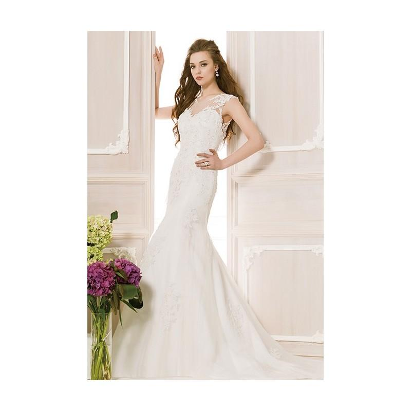 Wedding - Jasmine Collection - F151054 - Stunning Cheap Wedding Dresses