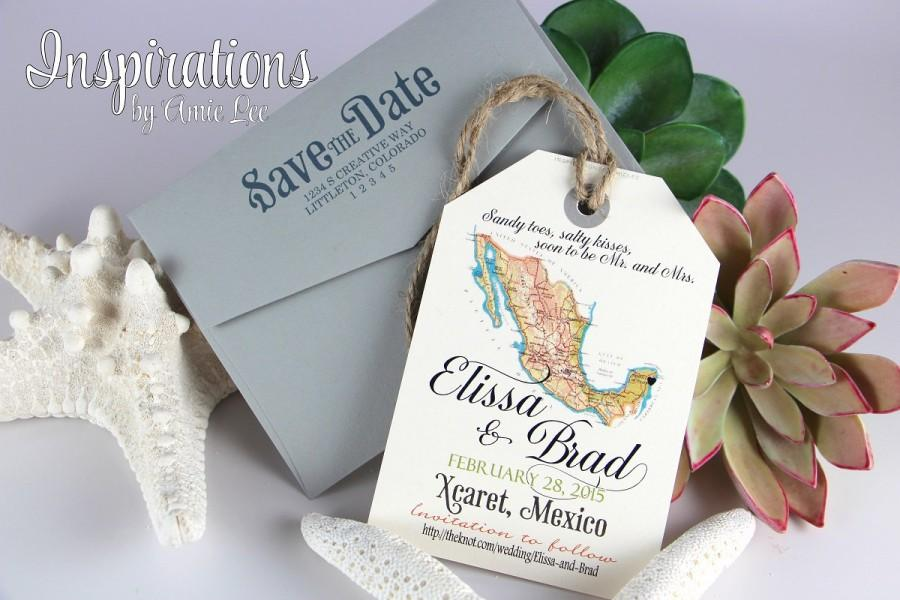 Save The Date Luggage Tags Luggage Tag Save The Date Wedding - Luggage tag save the date template