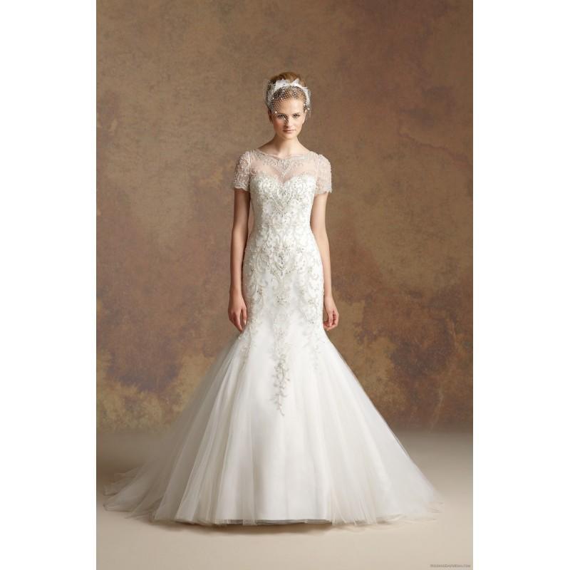 زفاف - Jasmine - T152011 - Couture 2013 - Spring 2013 - Glamorous Wedding Dresses