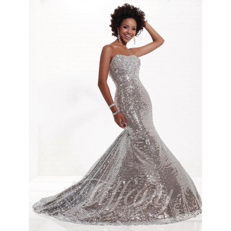 Hochzeit - 16738 Tiffany Design - HyperDress.com