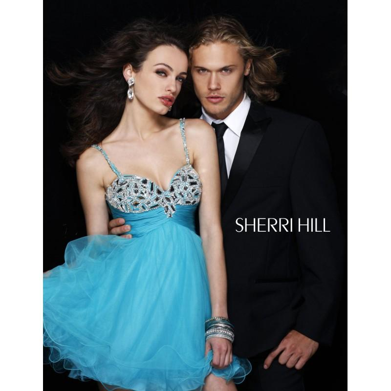 Mariage - Sherri Hill Prom Dress 2926 - Rosy Bridesmaid Dresses
