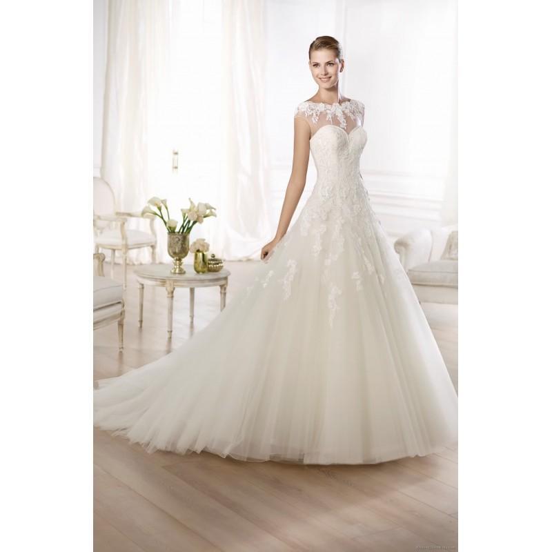 Свадьба - Pronovias Ofil Pronovias 2014 Wedding dresses - Rosy Bridesmaid Dresses