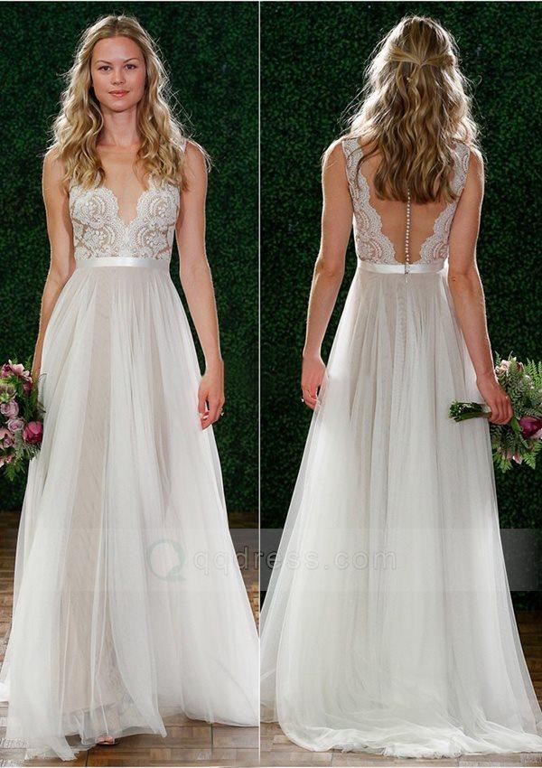 Yarn Wedding Dress