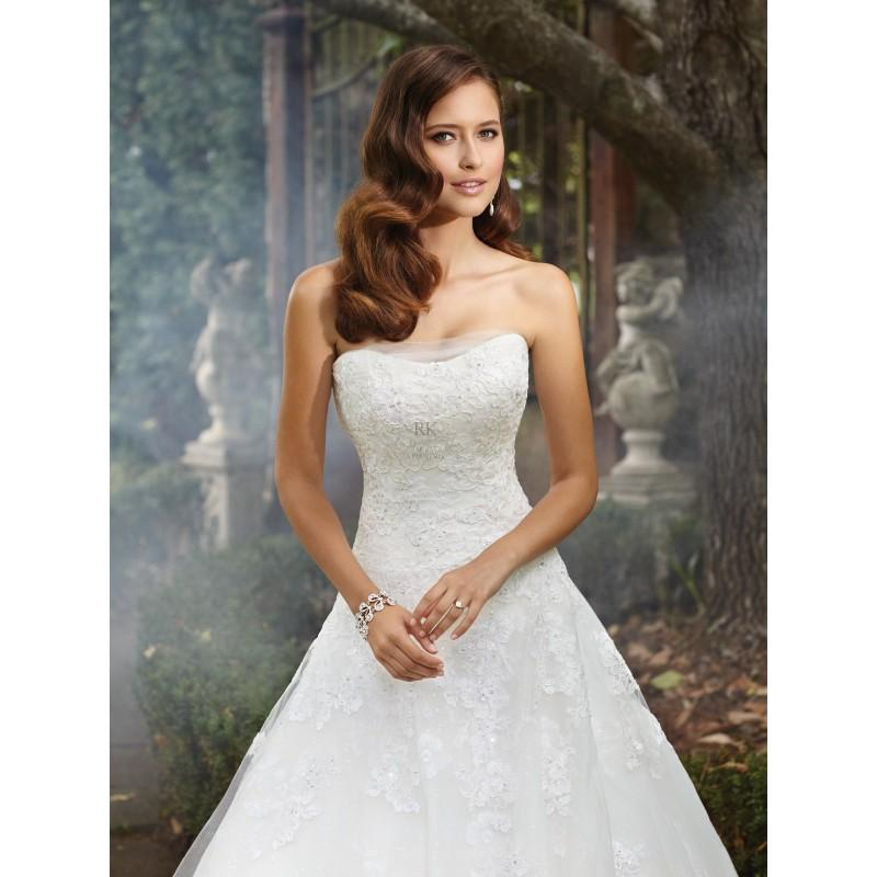 Cost Of Sophia Tolli Wedding Gowns: Sophia Tolli Bridal Fall 2013