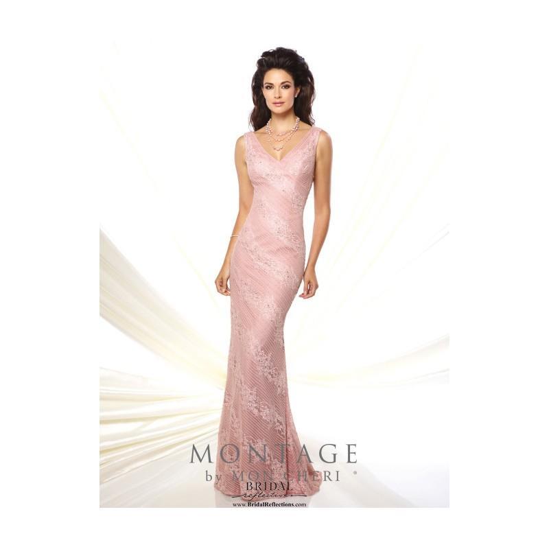 Wedding - Montage 116931 - Burgundy Evening Dresses