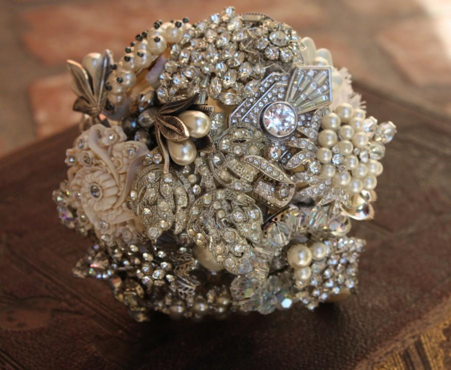 Mariage - Brooch Bouquet Nosegay Mini