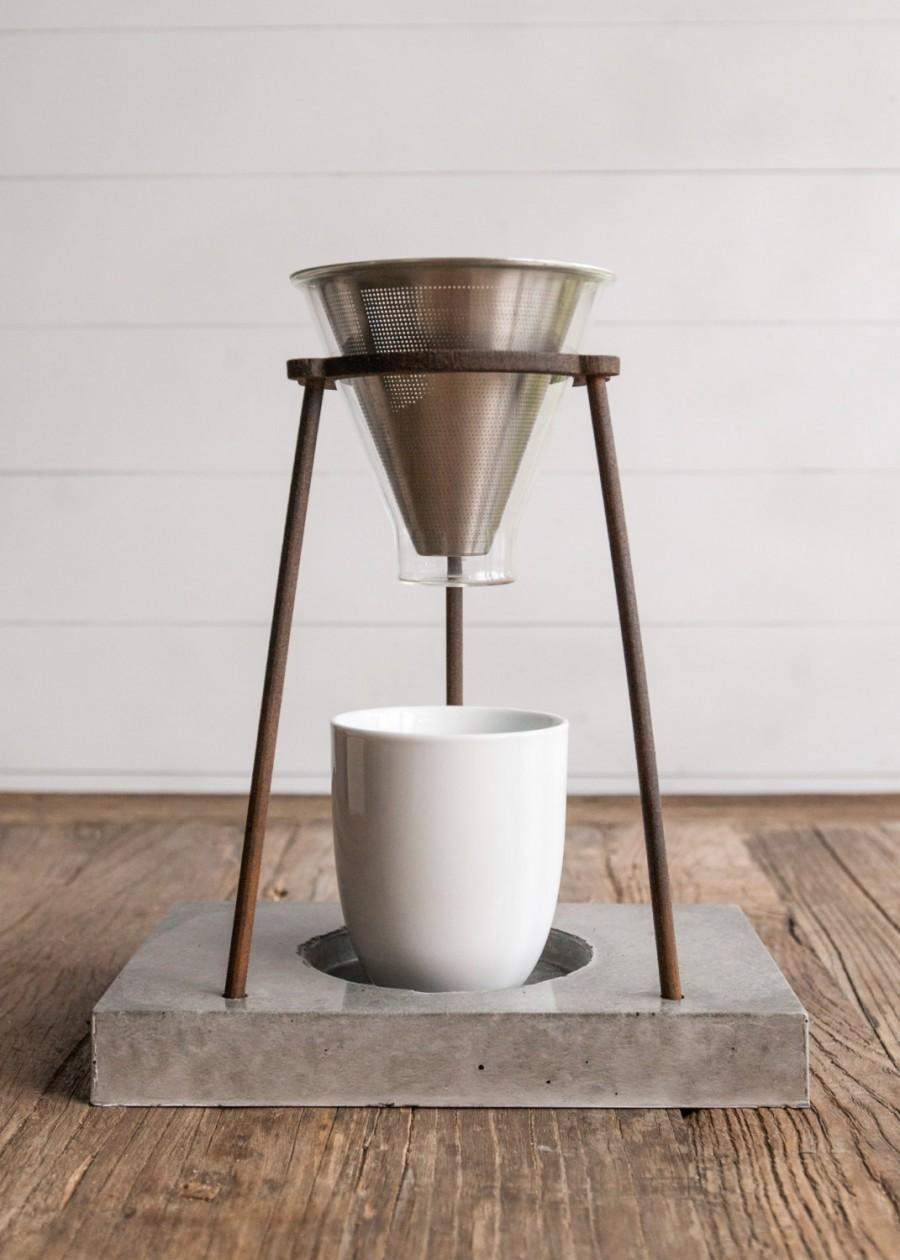 Свадьба - Coffee Pour Over Stand