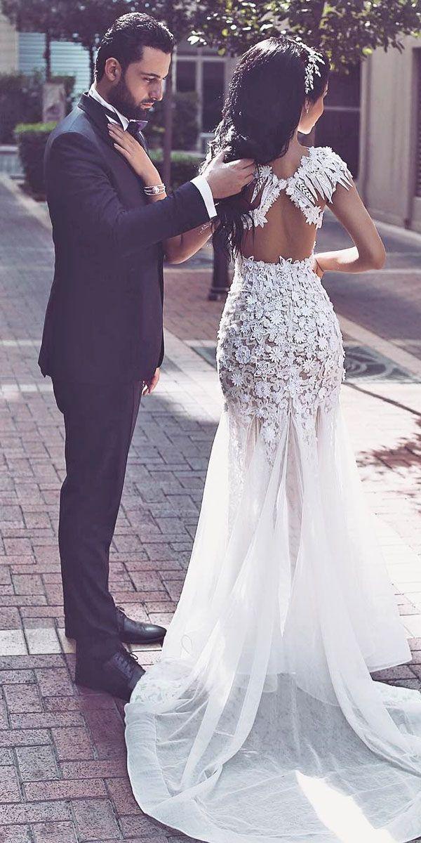 Sexy unique wedding dresses