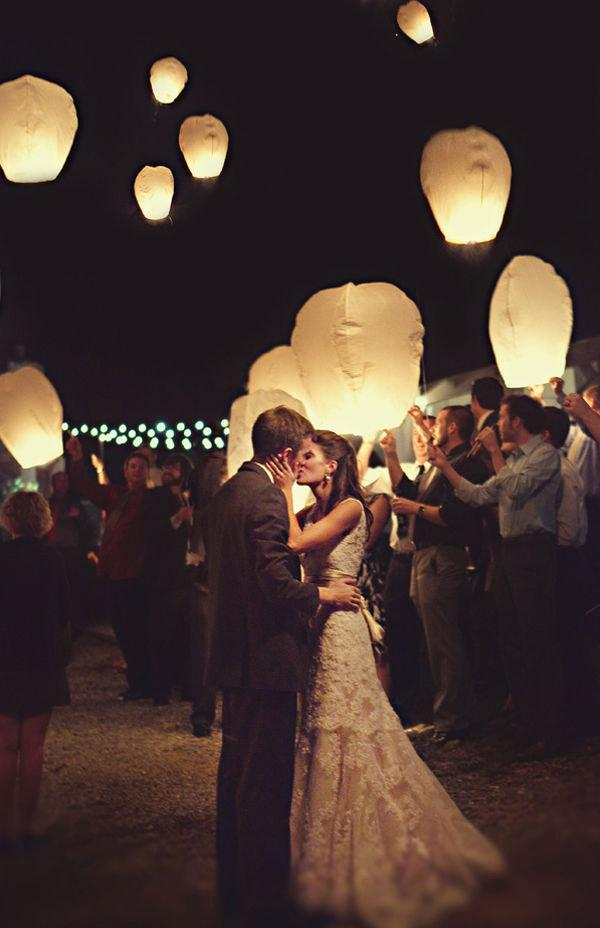 Düğün - 20 Multi-Color Chinese Lanterns Sky Fly Candle Lamp for Wish Party Wedding Holiday Birthday Celebration Vintage Handmade Gift