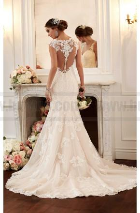 Wedding - Stella York Vintage-Inspired Wedding Dress Style 6146