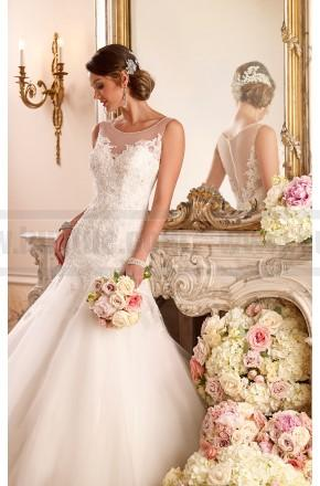 Wedding - Stella York Organza Wedding Dress Style 6021