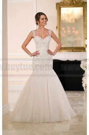 Mariage - Stella York Lace Wedding Dress Style 6017