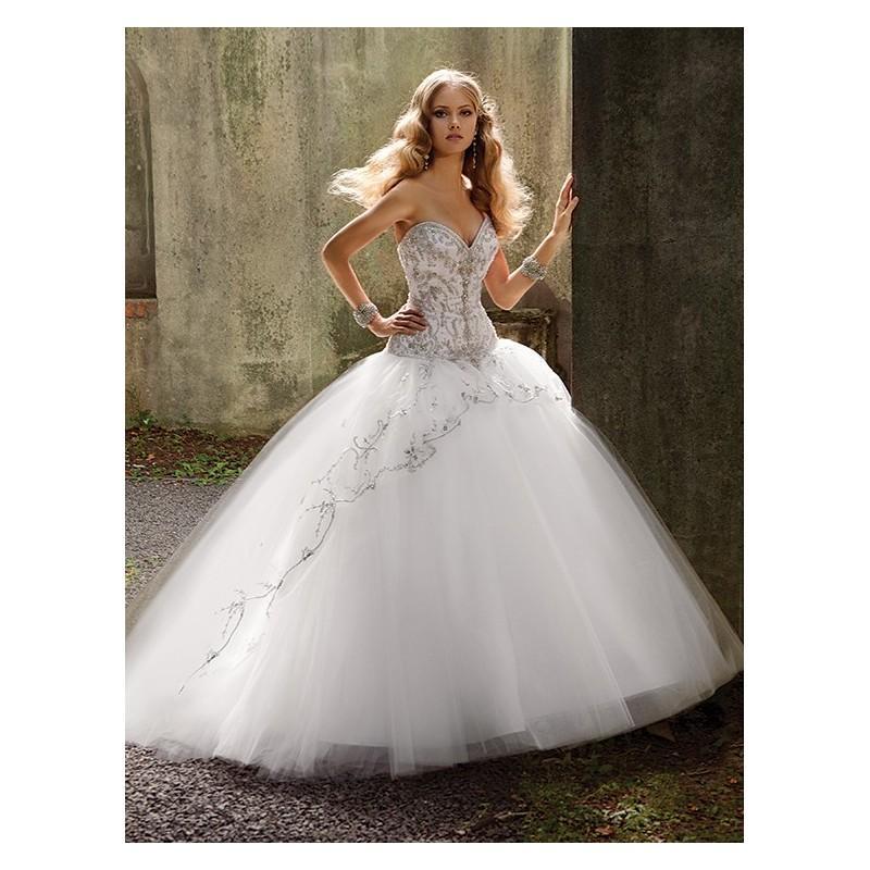 Свадьба - Eve of Milady Style 1469 -  Designer Wedding Dresses