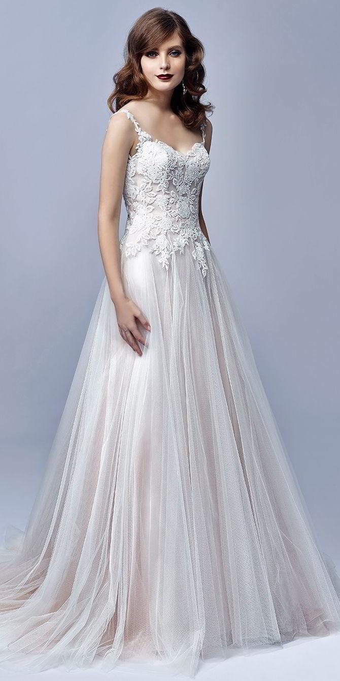 Свадьба - Beautiful by Enzoani 2017 Wedding Dresses