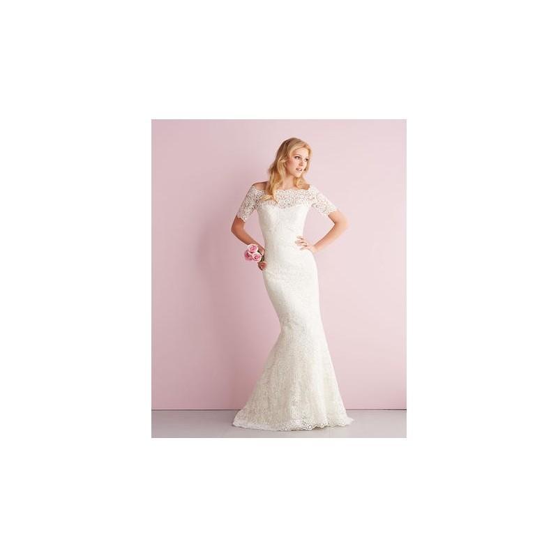 Düğün - Allure Bridals Romance 2700 - Branded Bridal Gowns