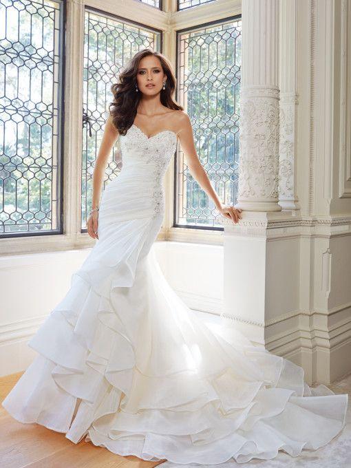 Hochzeit - Sophia Tolli - Sally - Y21437 - All Dressed Up, Bridal Gown
